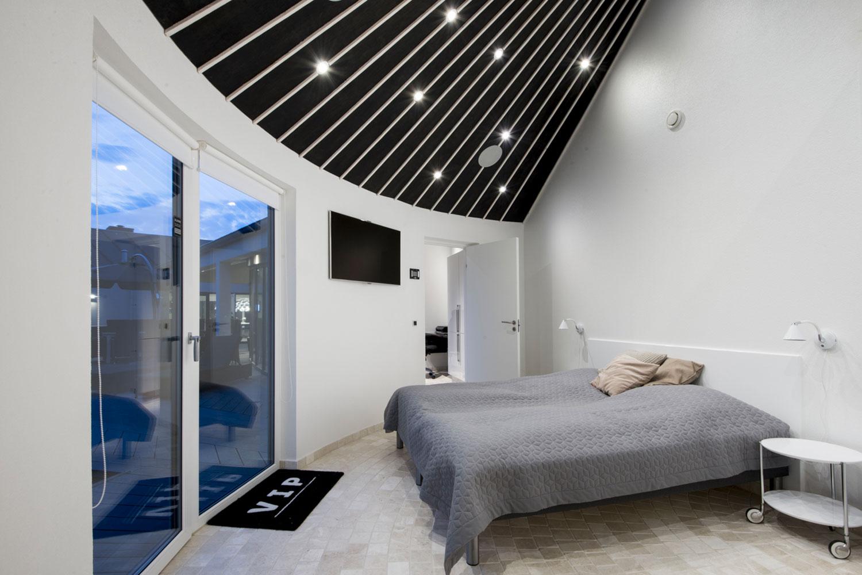 Luksus sommerhus i blåvand udlejes   fitness wellness pool & spa