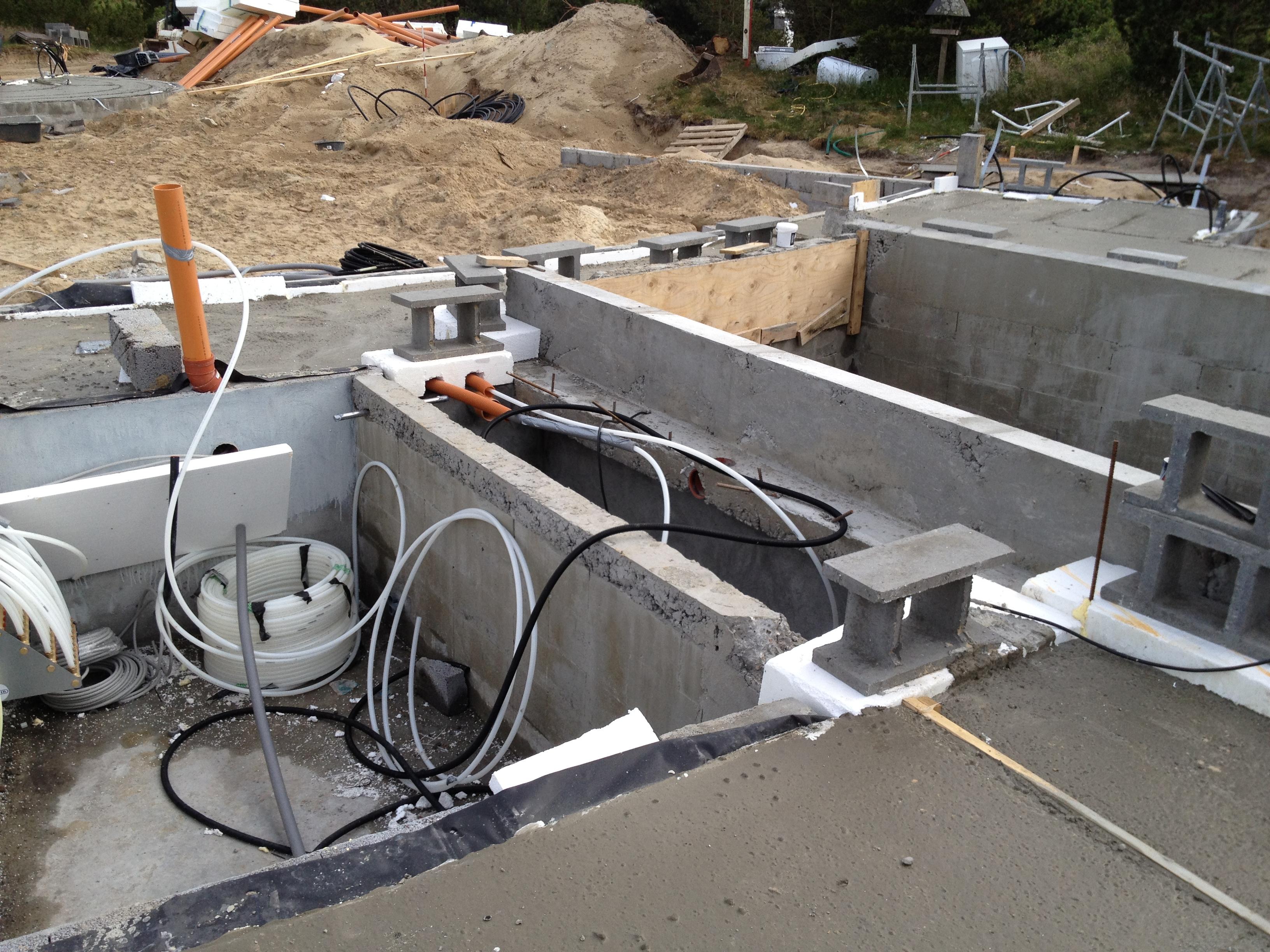 Nordkrogen 12 - Avanceret Sommerhus konstruktion i Blåvand